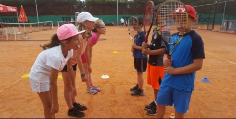 Stage de Tennis Enfants